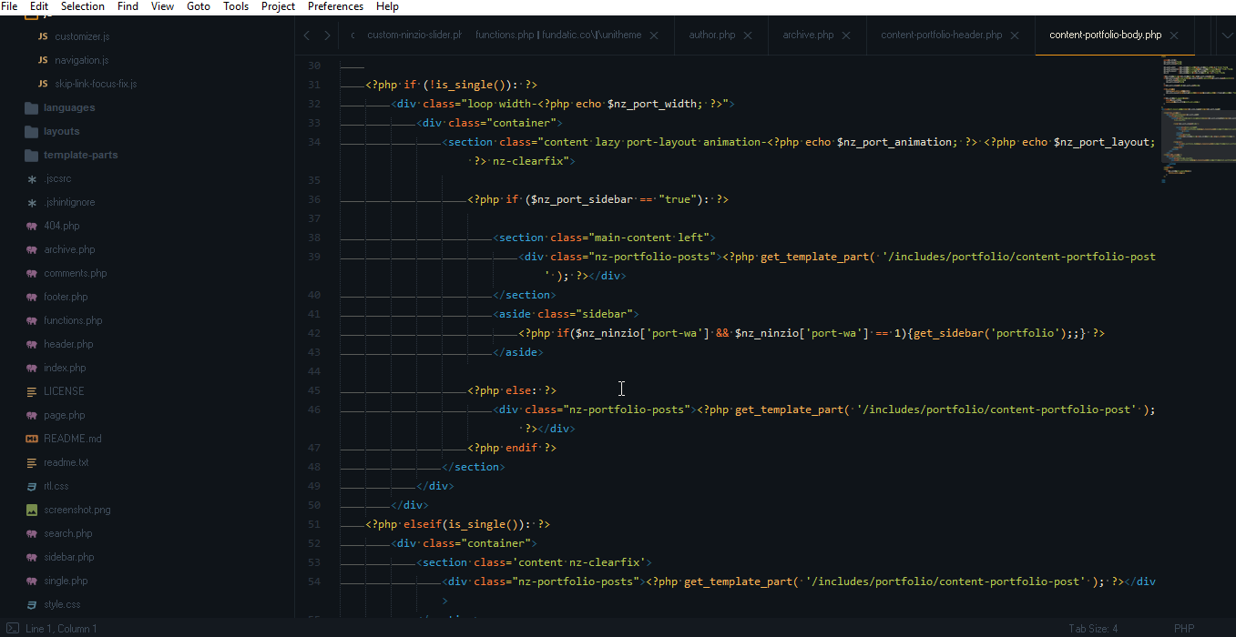 Sublime Text - Desarrollo web